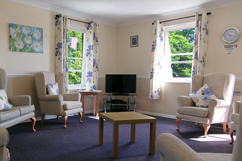 Darlington Manor - Lounge