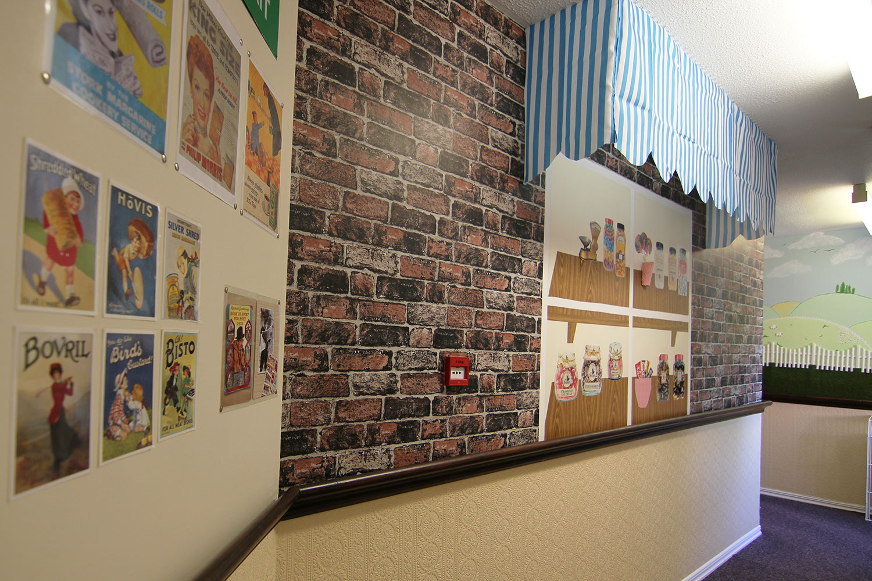 Darlington Manor - Memory Wall
